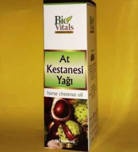At Kestanesi Yağı (20 ml)