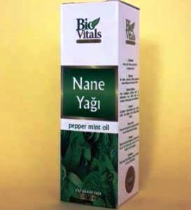 Nane Yağı (20 ml)